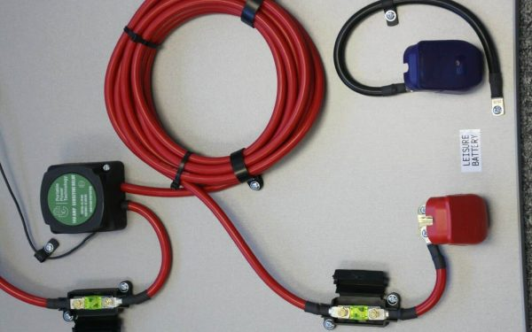 60amp Split Charge System 1 of 2