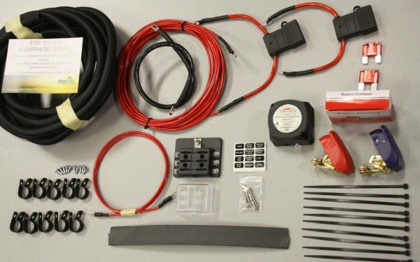 60amp Split Charge System