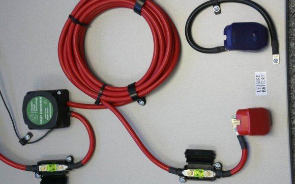 Split Charge Kit 1 of 2
