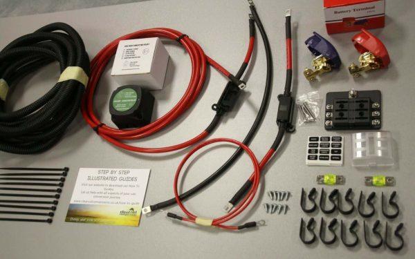 Split Charge Kit