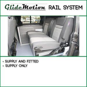 GlideMotion RIB Altair Rail System