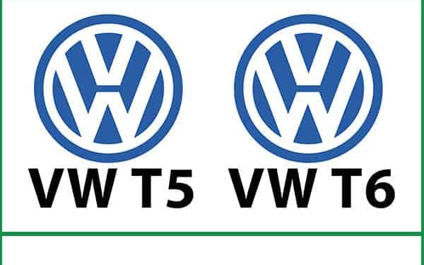 Rib Seating Volkswagen T5 & T6