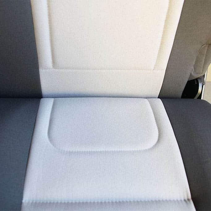 Two Tone Grey Fabric