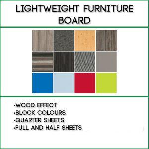 Light Weight Furniture Board