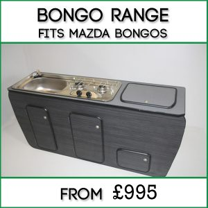Bongo Rear Units